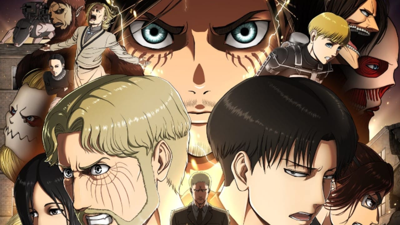 Which Survey Corps Soldier from Attack on Titan Are You?