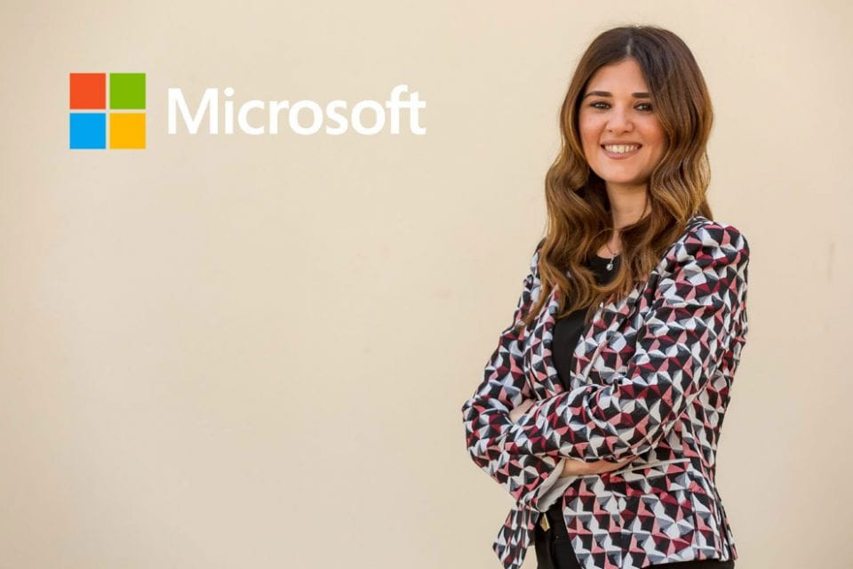 Who's Mirna Arif; the First Woman in the Middle East to head Egypt's Microsoft