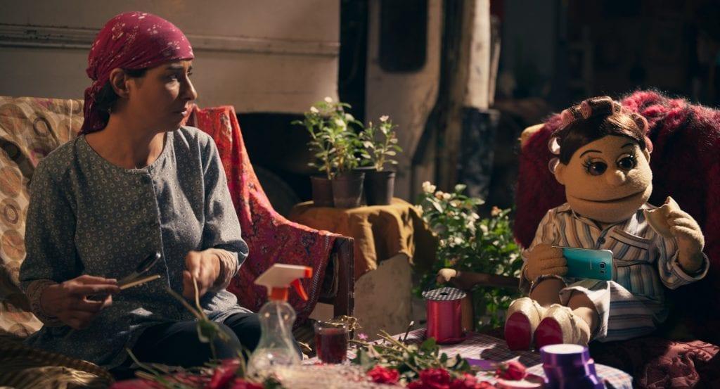 أبلة فاهيتا من سانت فاتيما إلى العالمية: صور حصرية من مسلسل دراما كوين