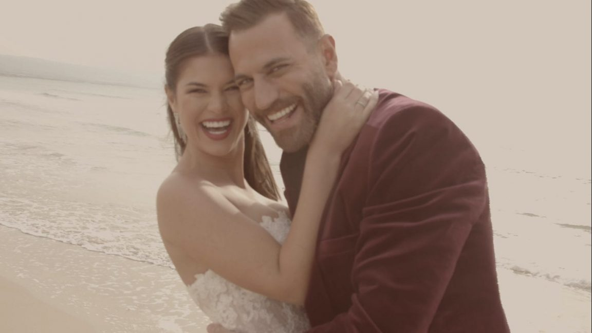 Nicolas Mouawad and his wife announce their marriage