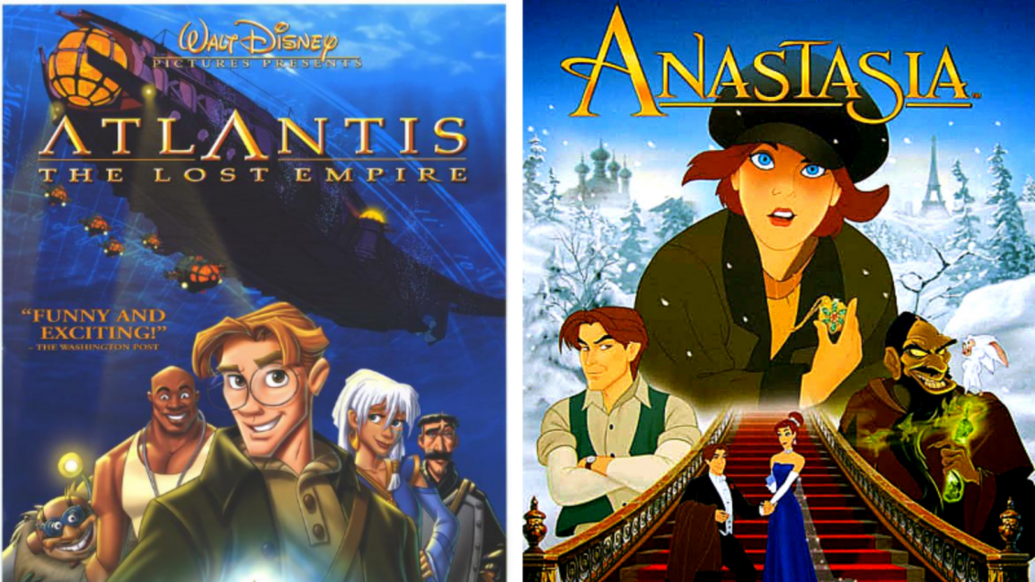 The 5 most overlooked animated films in history