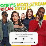 Spotify Showcases Top Streamed Egyptian and African Artists, Globally, on Africa Day