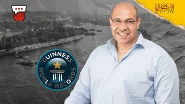 Egyptian Entrepreneur Hatem Kandeel Will Attempt to Break Guinness World Record For Rowing Through the Nile River within 24 hours