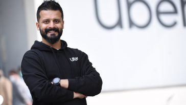 Saad Pall: About Uber's new General Manager for the Middle East, North Africa, and Pakistan region