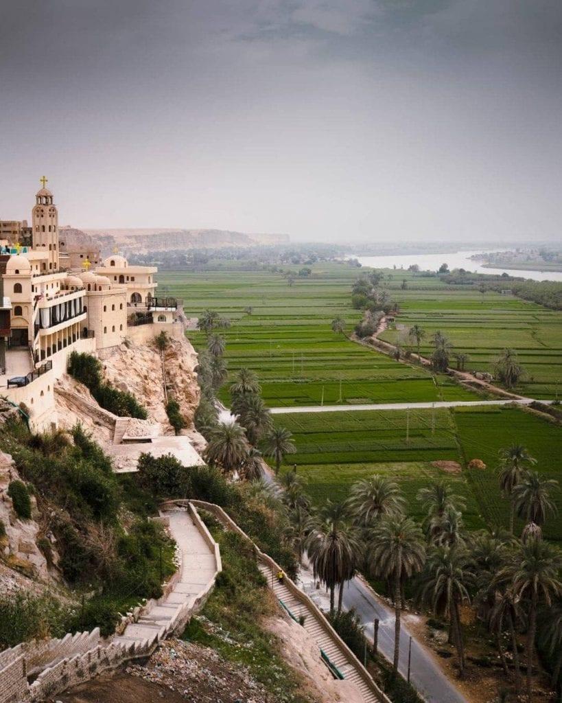 Deir Al Adra: A Little Piece of Heaven in El Minya
