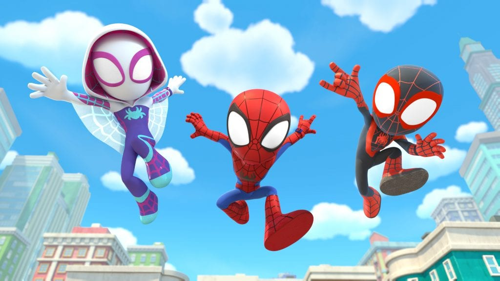 Fall Out Boy's Patrick Stump Performs Theme Song for Marvel's Spidey and his Amazing Friends