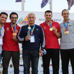 Egypt Tops the Ranking at The Air Rifle and Air Pistol Competitions for Men