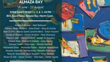 Almaza Bay Exhibition