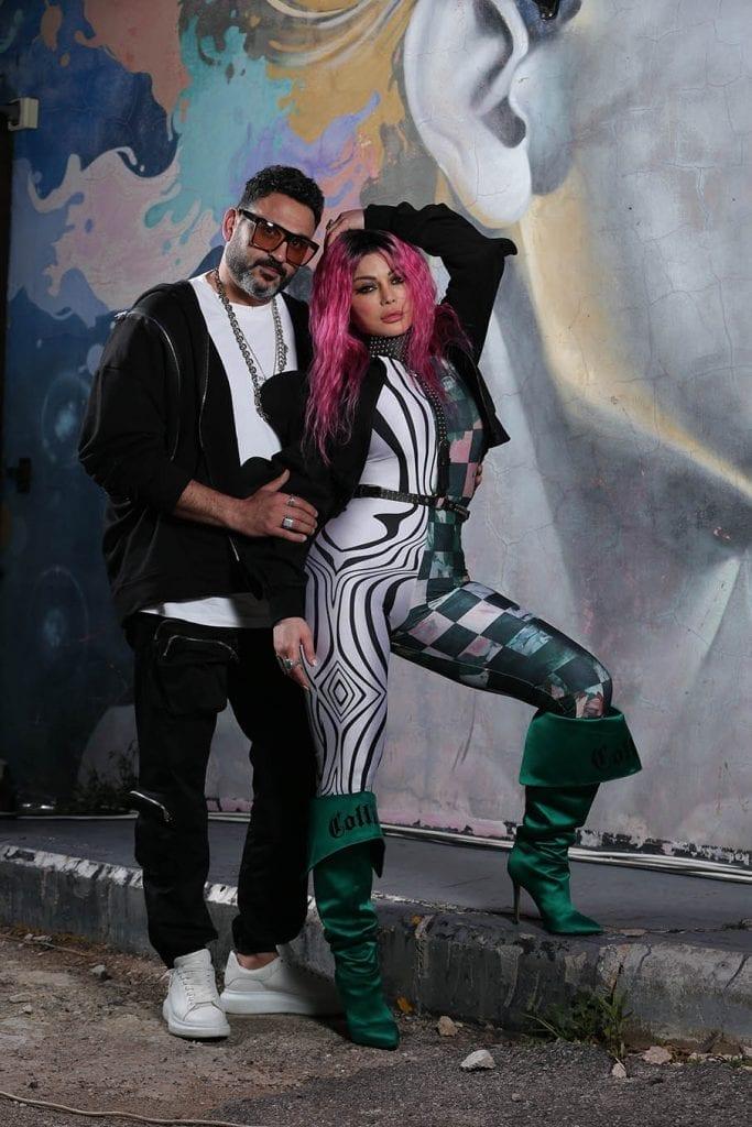 Akram Hosny Ft. Haifa Wehbe's LAW KONT Tops YouTube Trends With 8 Million Views