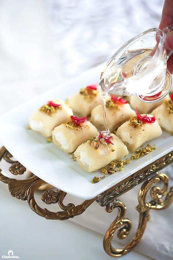 Underrated Middle Eastern Desserts: Halawet el Jibn