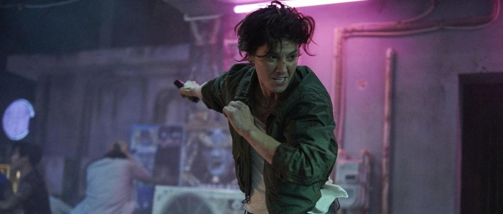 """Netflix Reveals The Release Date For Anticipated Action Movie """"Kate"""""""