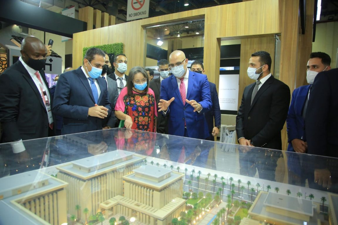 Minister of Housing, Utilities, and Urban Communities Opens The Big 5 Construct Egypt 2021
