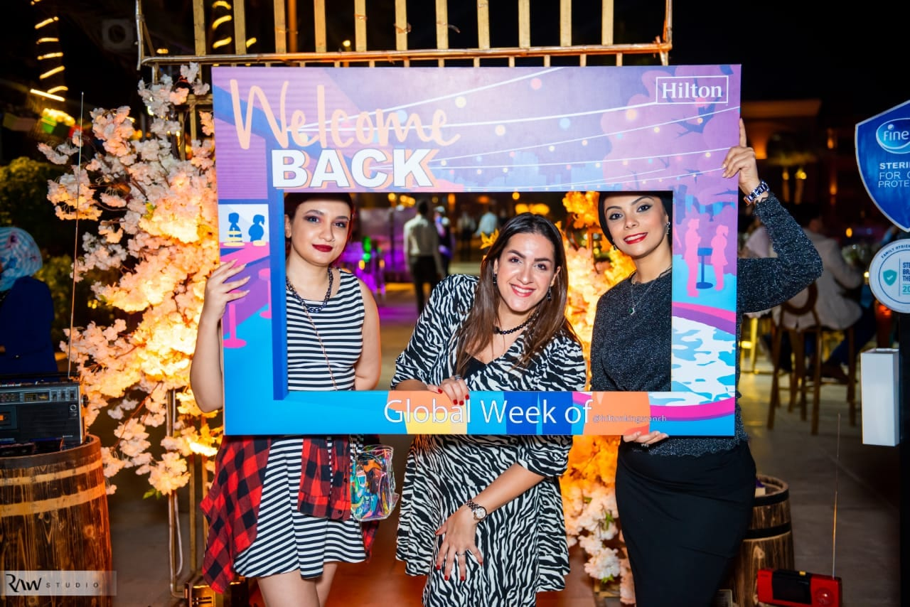 Hilton Alexandria King's Ranch Celebrates Hilton's Global Week of Engagement
