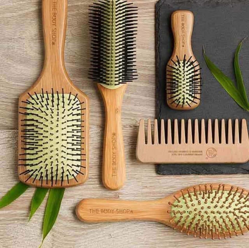 Shower Routine: Detangle your hair