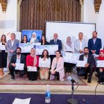 Picture from 3rd round of The Tatweer Misr Innovation Competition