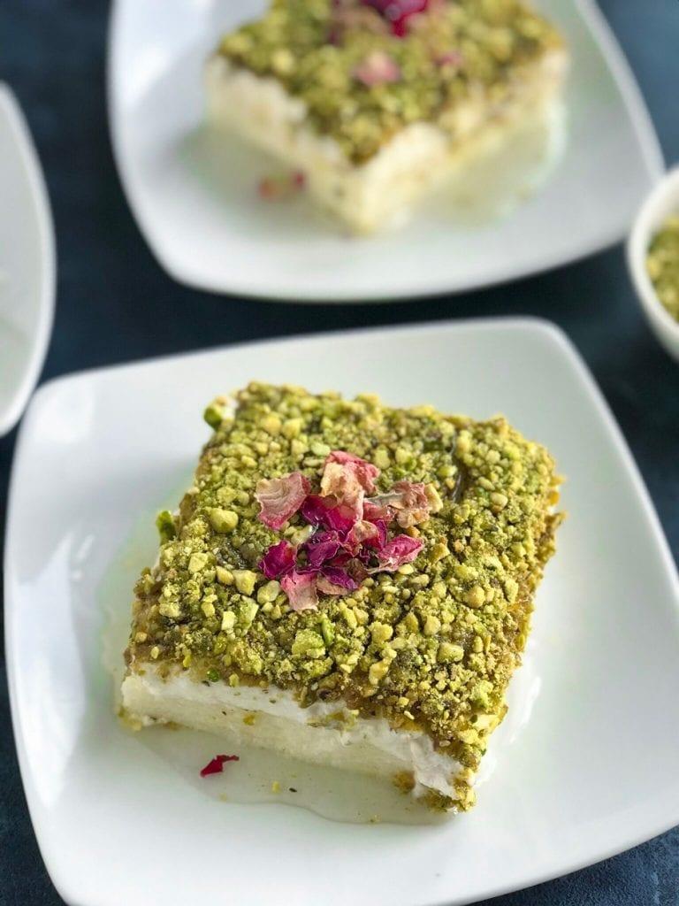 Underrated Middle Eastern Desserts: Lebanese Nights Dessert (Layali Lubnan)