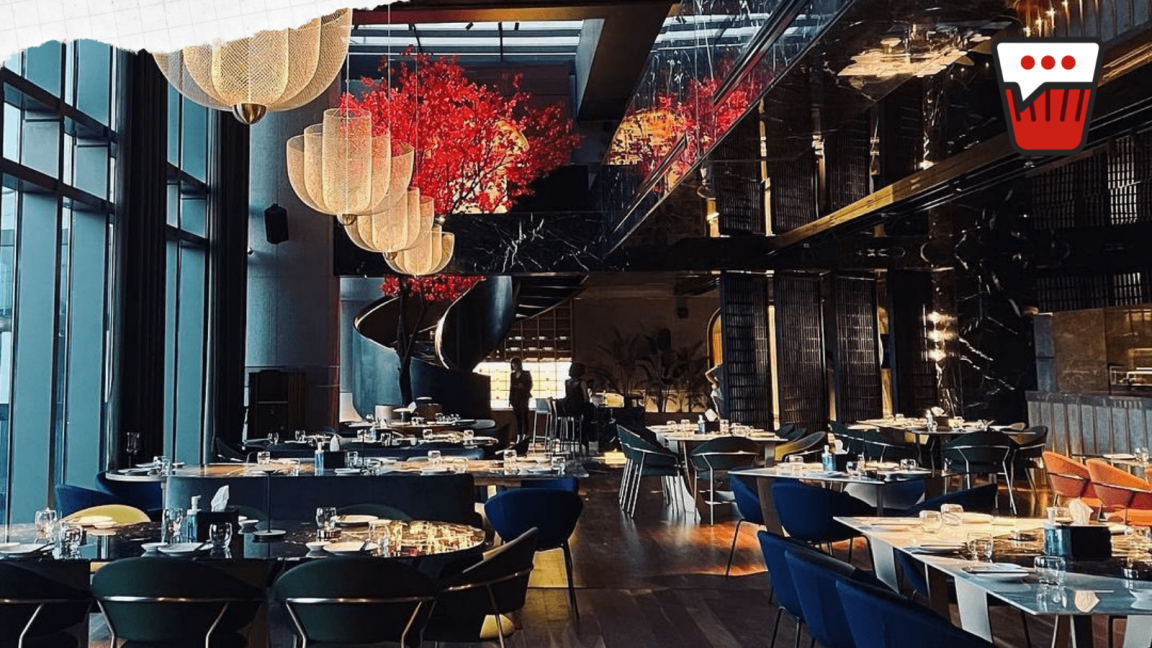Egypt's Top Restaurant Sachi Now Opens 3rd Branch in Sheikh Zayed's Park St.
