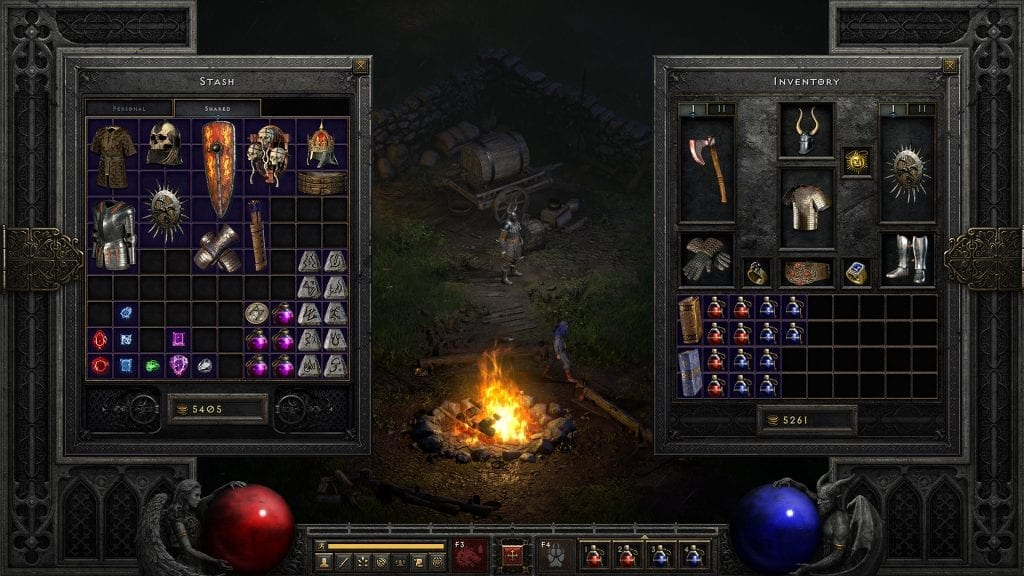 Diablo II: Resurrected Reopens the Gates of Hell, With Release date finally Revea September 23