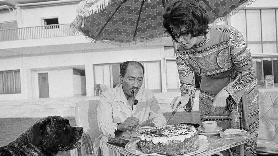 Who Was Jehan El-Sadat, and Why Was She Important to Egyptian History?