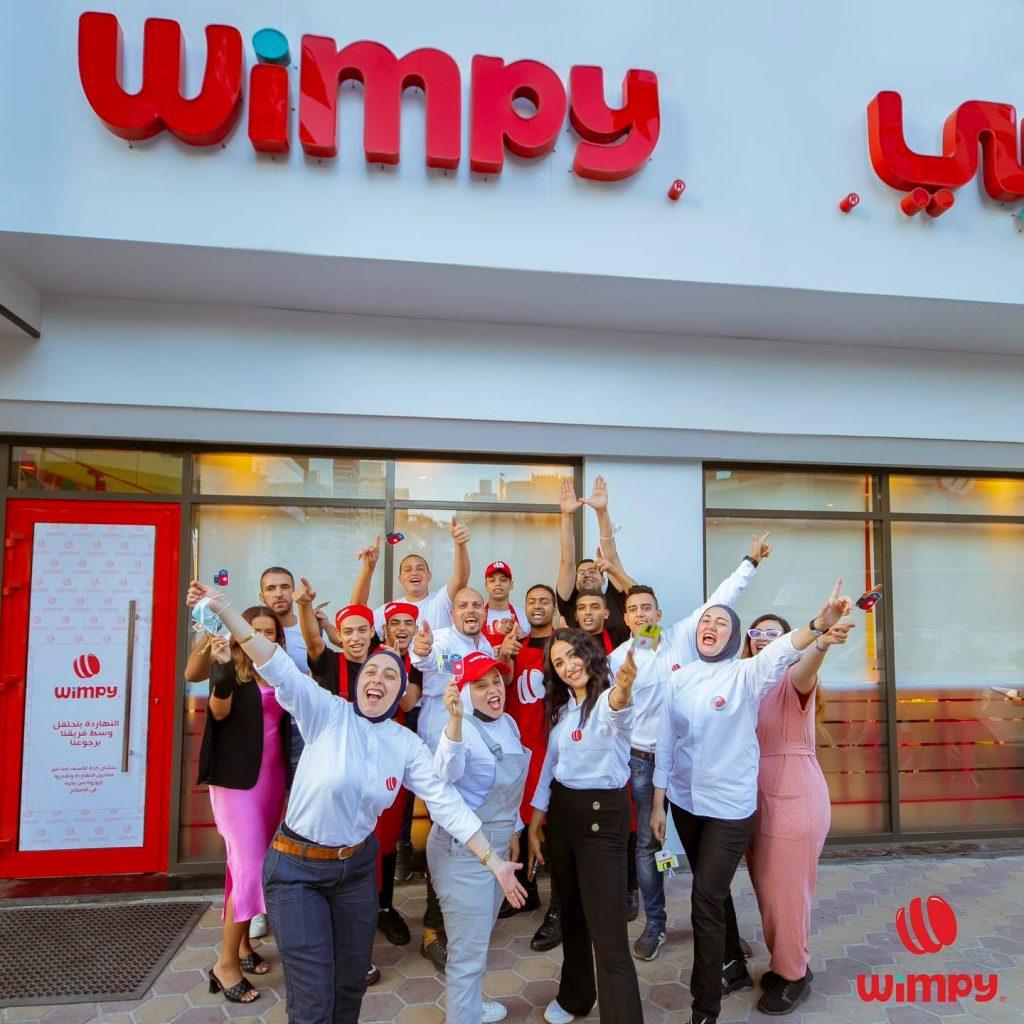 Wimpy Egypt