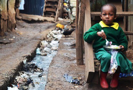 وفقا لتقرير منظمة أوكسفام: يموت 11 شخصًا في الدقيقة بسبب الجوع