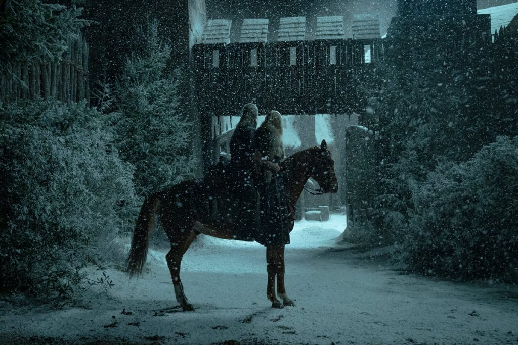 The Witcher Season 2: Roach First Look