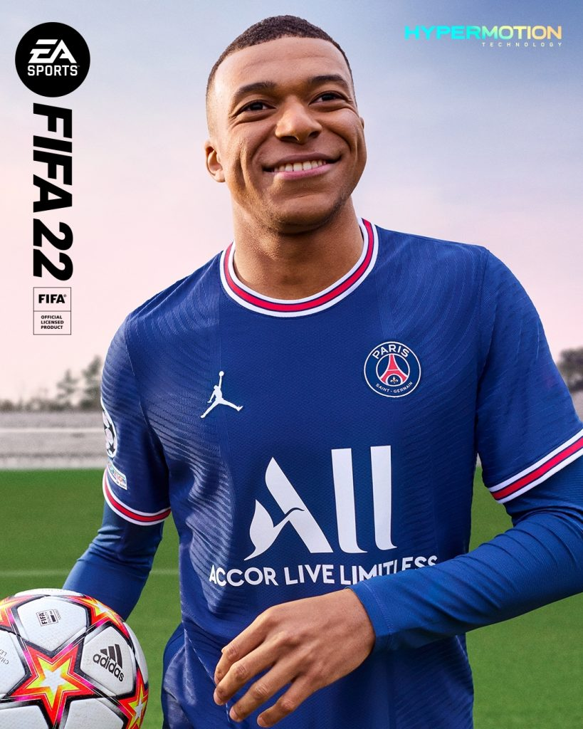 EA SPORTS Introduces FIFA 22 With Next-Gen HyperMotion Technology, and It's AMAZING!