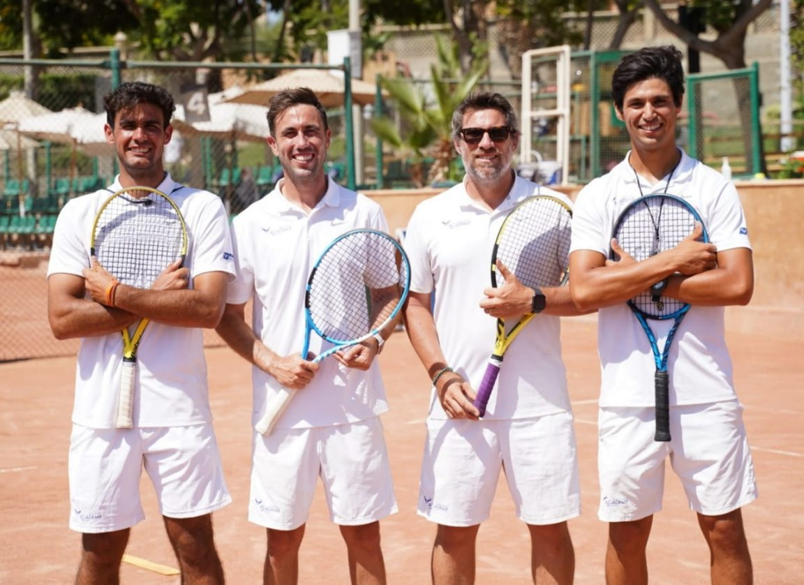 Palm Hills Club Hosts the Rafa Nadal Academy's Camp on its Tennis Courts