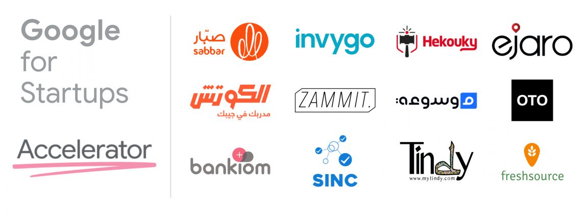 Second cohort of 'Google for Startups Accelerator: MENA' welcomes 12 startups