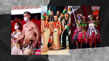 Our Favorite 2020 Summer Olympics Parade of Nations Traditional Looks
