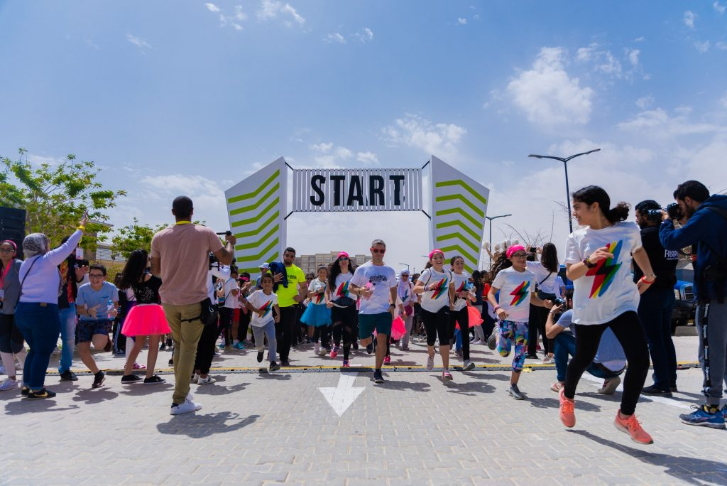 The Color Run is Coming Back at Marassi, North Coast!