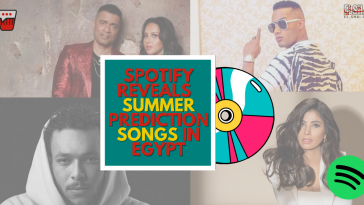 Spotify Reveals 2021's Song of the Summer Predictions in Egypt