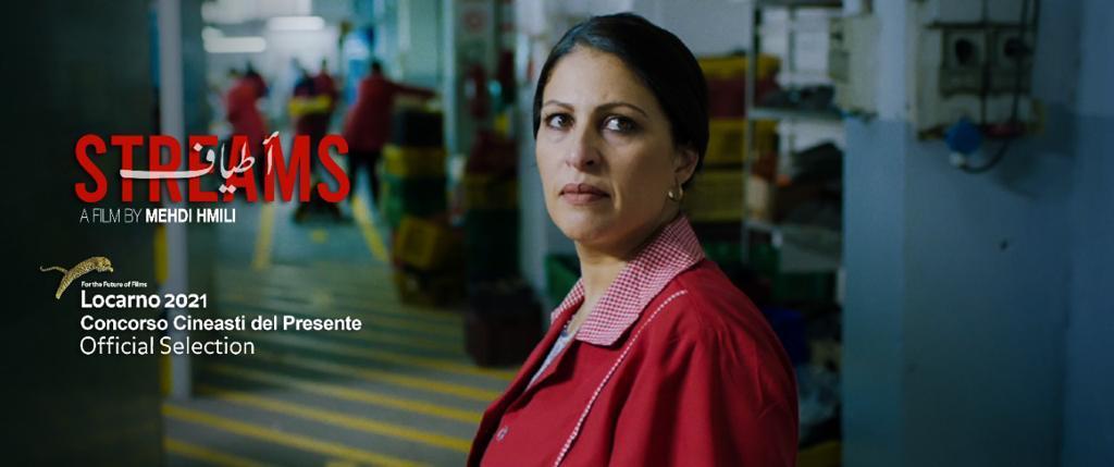 Streams by Mehdi Hmili to World Premiere in the Locarno Film Festival