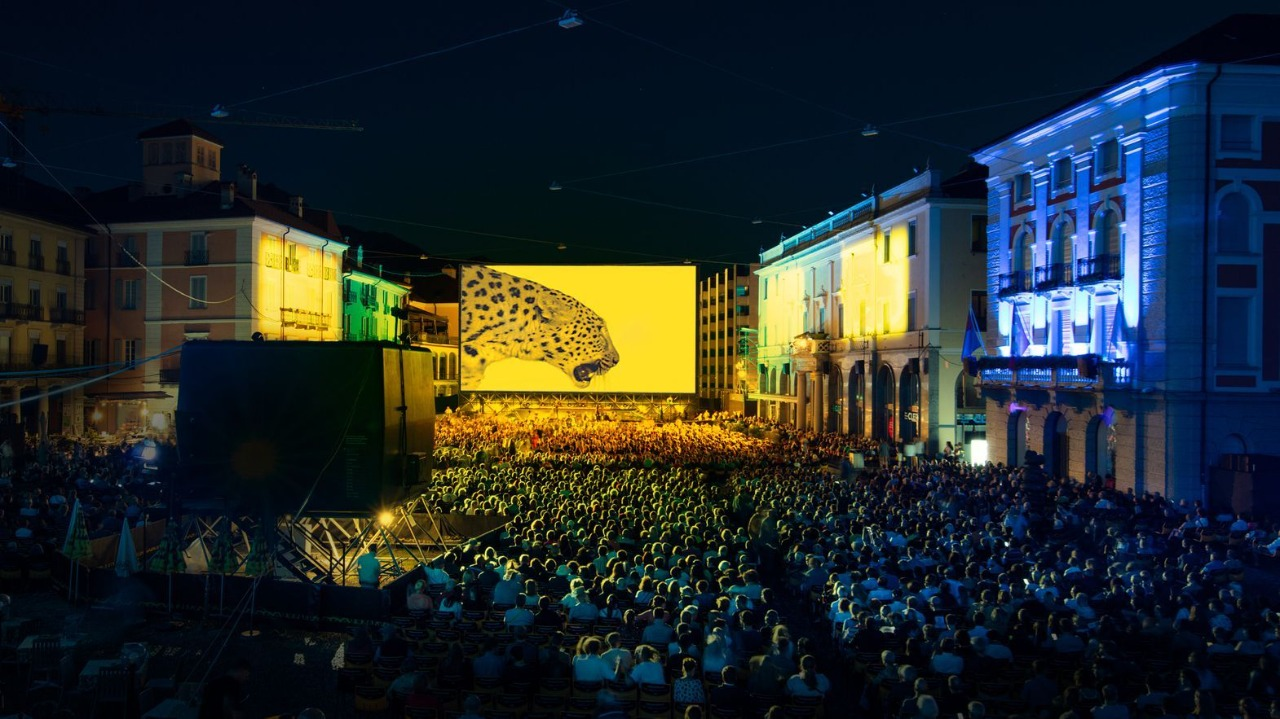 """Bassel Ghandour's""""The Alleys"""" World Premiere at the Piazza Grande of the Locarno Festival"""