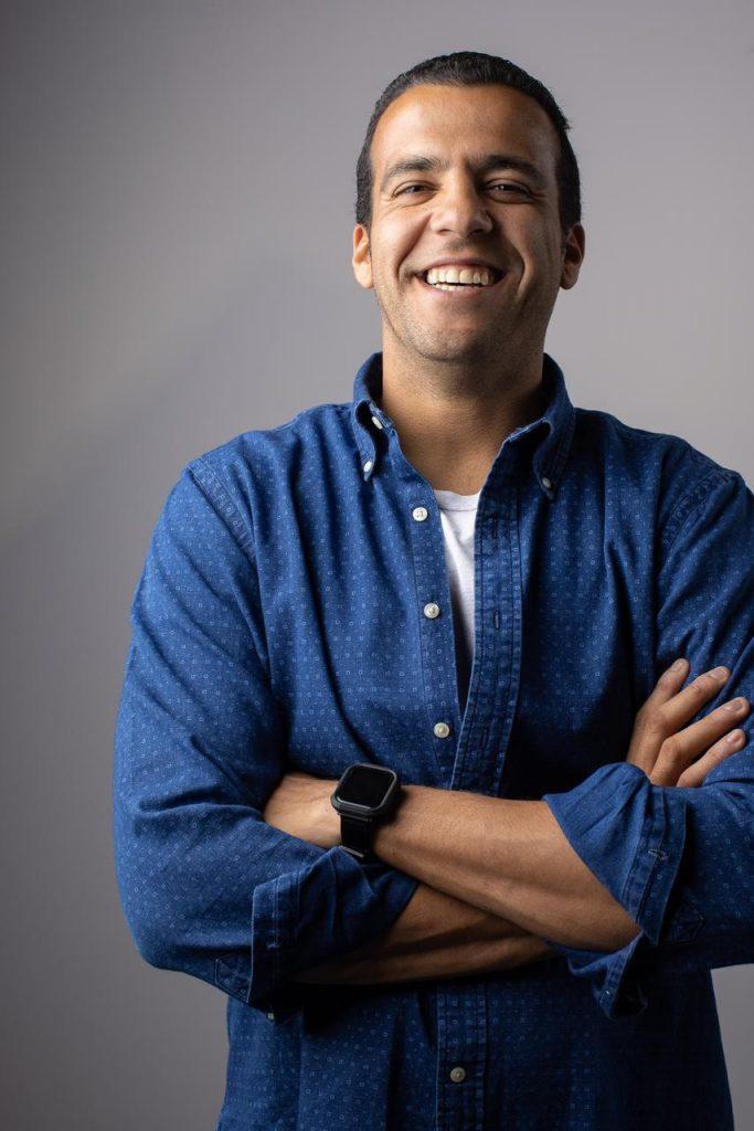 Taimour Othman from RoamEgypt