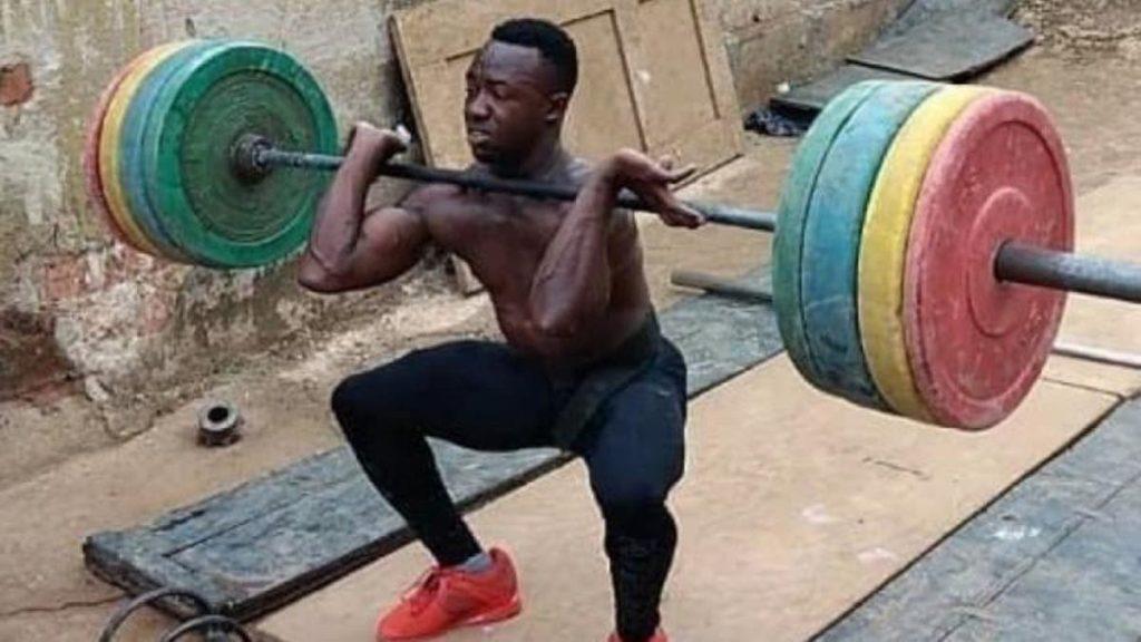 Ugandan Athlete Julius Ssekitoleko