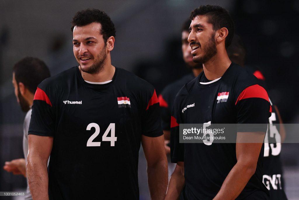 Egypt's Handball and Football Teams to Tokyo 2020 Quarterfinals