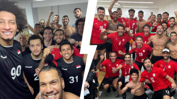 Egypt's Handball and Football Teams to Tokyo 2020's Quarterfinals