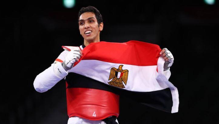 Hedaya Malak Wahba and Seif Eissa Won The first 2 Bronze Medals in Taekwondo Tokyo 2020 Olympics