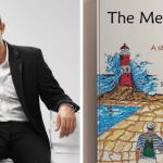 "Sherif El Hotabiy is to release his first novel ""The Merchant"" at Cairo International Book Fair"