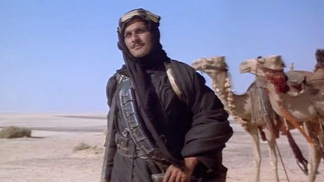 Remembering Omar El Sherif: Lawrence of Arabia