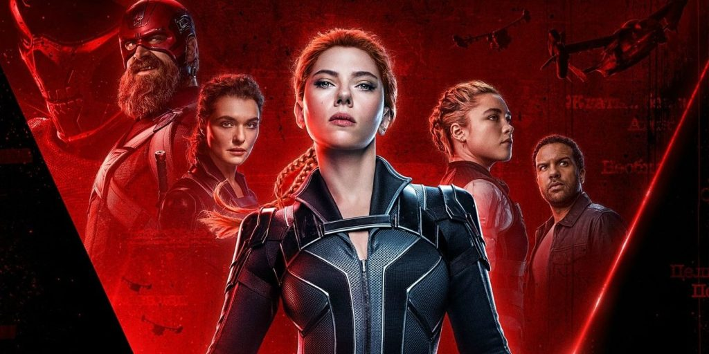 Top Movies you Can Stream for The Perfect Lazy 2021 Eid Night: Black Widow
