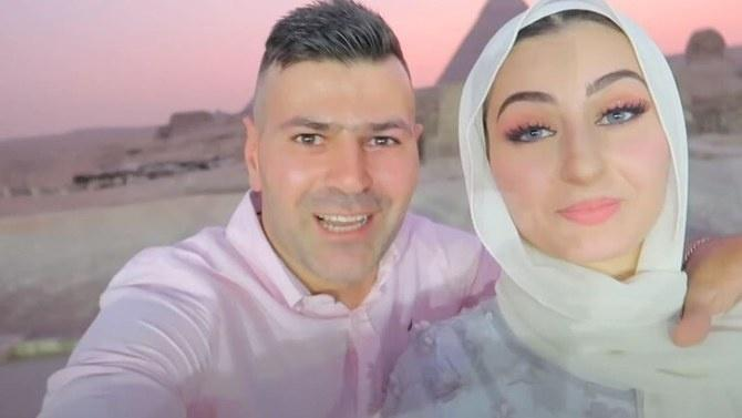 Syrian YouTuber Siamand Mustafa Faces Legal Action Over Fake Gender Reveal Party At Pyramids Of Giza