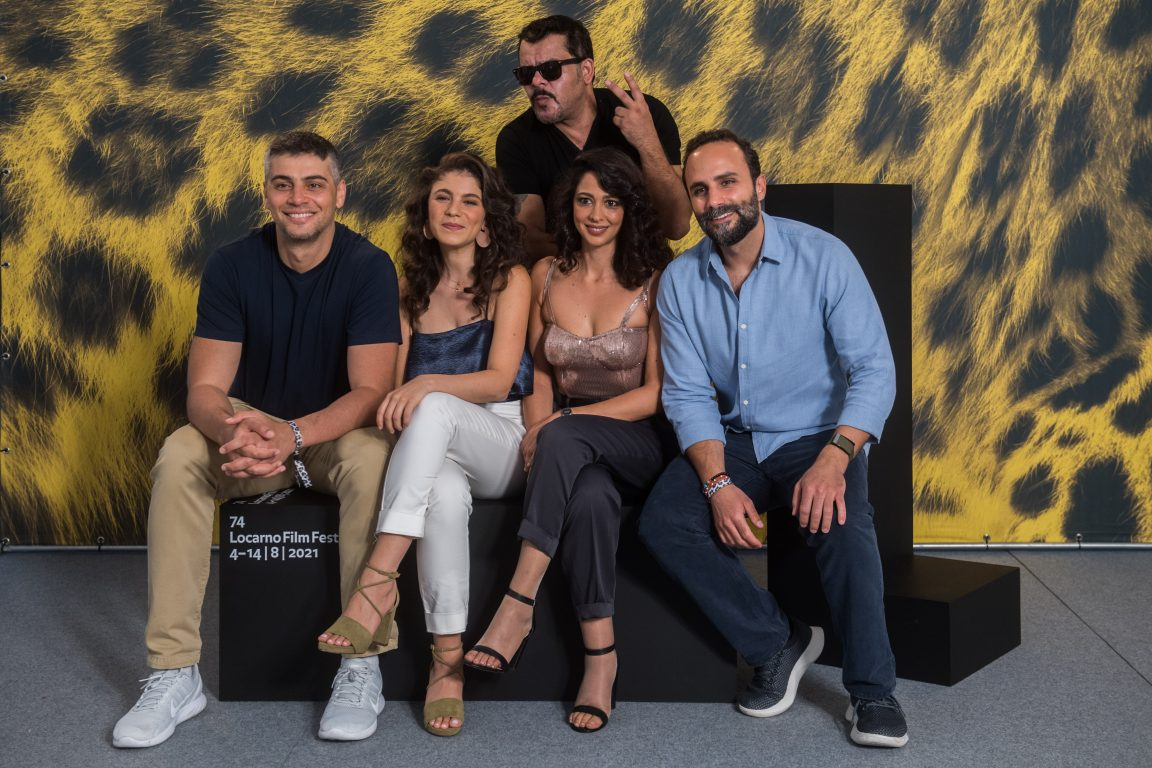 A Massive Turnout for The Alleys' World Premiere at the Locarno Festival