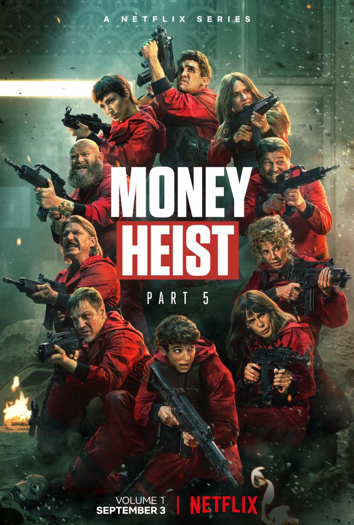 La Casa De Papel (Money Heist): Season 5's Full Trailer is Finally Here!
