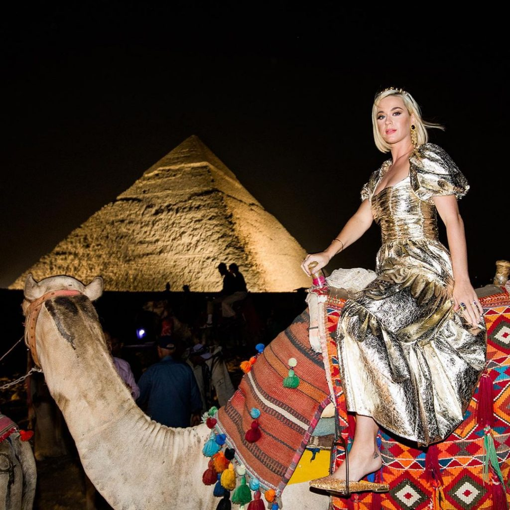 Katy Perry Vs Cultural Appropriation: As Egyptians, We Need To Start Calling Her Out!
