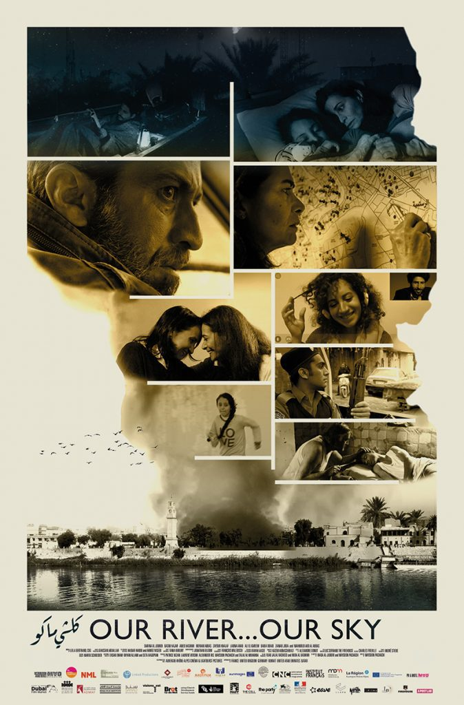 Iraqi filmOur River...Our Skylands world premiere atSarajevo Film Festival