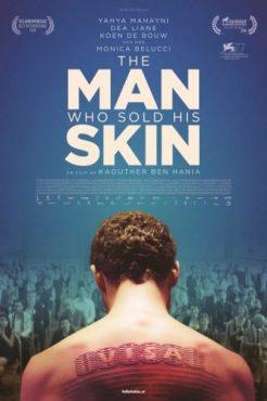 'The man who sold his skin' at Zawya Cinema