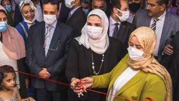 Mall of Egypt Supports Handcrafts by hosting Diarna's 70th exhibition under the auspices of the First Lady of Egypt and the Ministry of Social Solidarity