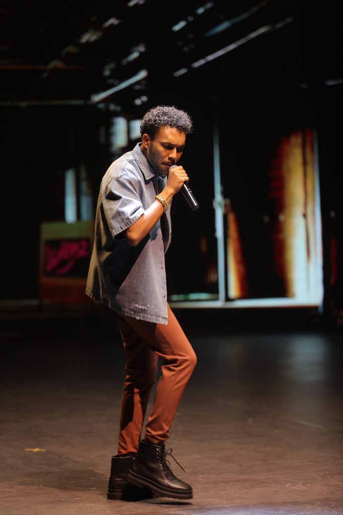 Wegz, Minly Held Largest Virtual Concert in the Middle East Last Night